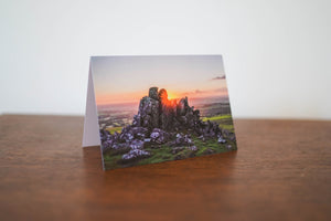 Sourton Tor Card