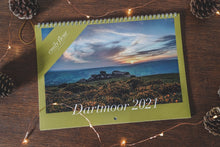 Load image into Gallery viewer, 2021 Dartmoor Calendar