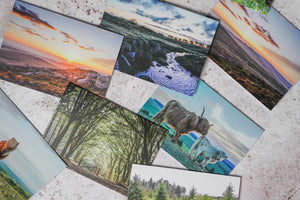 Dartmoor Cards x 10