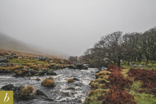 Load image into Gallery viewer, Dartmoor on December 10th 2020