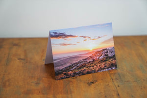 Good Morning Dartmoor Card