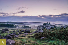 Load image into Gallery viewer, Dartmoor on August 16th 2020