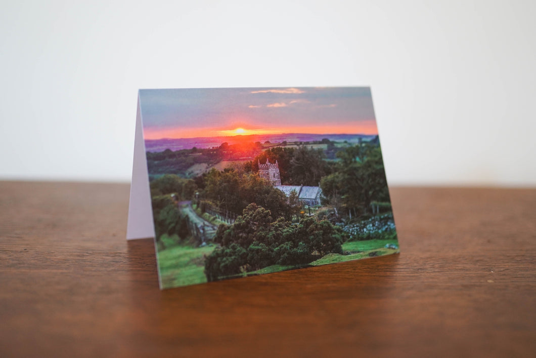 Sourton Church Card