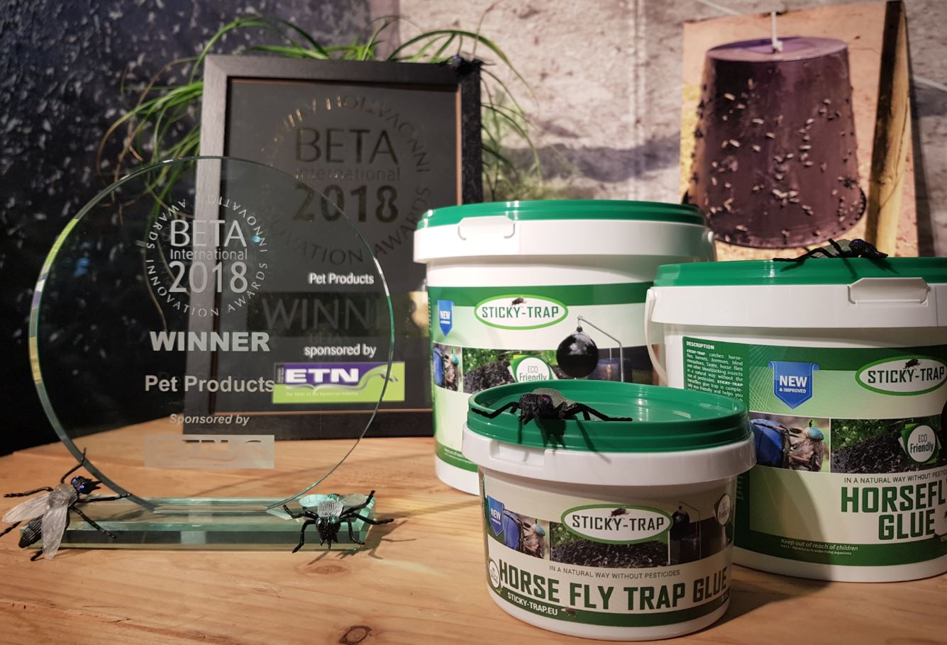 Beta Horse product of the year