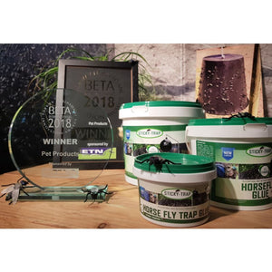 Winner best product horseflytrap glue