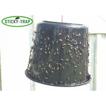 Load image into Gallery viewer, Sticky Trap horsefly trap black 12L bucket