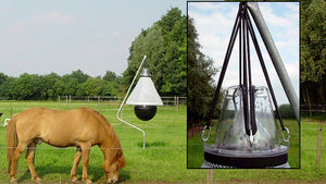 Loer Horsefly trap - By horses