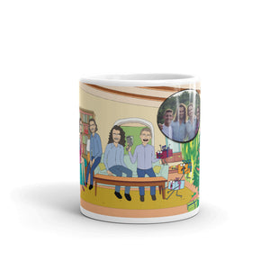 Personalised Rick and Morty Mug