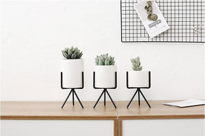Chic Planter with/without Stand