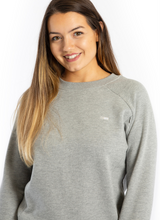 Load image into Gallery viewer, PLAIN GREY Breastfeeding Sweatshirt