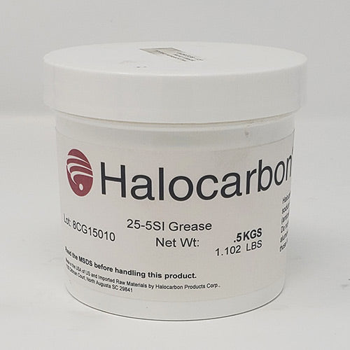 3018 - Halocarbon Grease 1-lb- Rust Inhibitor