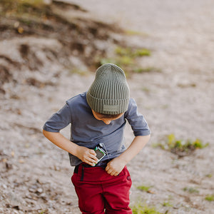 Type 1 Diabetes Clothing - Trousers Bordo | Our Pocket Hero