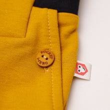 Load image into Gallery viewer, Type 1 Diabetes Clothing - Trousers Yellow | Our Pocket Hero