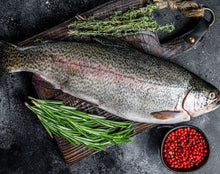 Load image into Gallery viewer, Whole Rainbow Trout