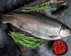 Whole Rainbow Trout