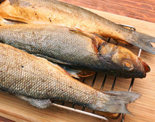 Load image into Gallery viewer, Smoked Whole Branzino