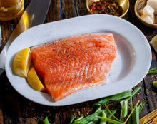 Load image into Gallery viewer, Atlantic Salmon Filet (2.5 lbs)