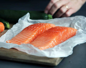 Atlantic Salmon 8 oz Filets (2)