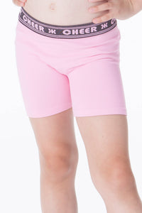 "KIDS ""CHEER"" BOY SHORTS"