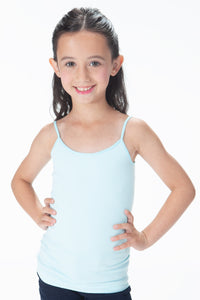 KIDS VERTICAL STRIPE CAMI