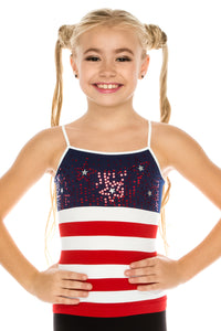 KIDS PATRIOT CAMI