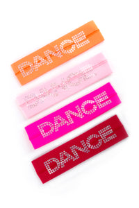 KIDS SEQUIN 'DANCE' HEADBAND
