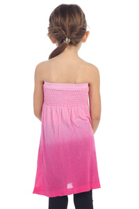 KIDS DIP DYED BABYDOLL WITH BUHLER MICRO MODAL