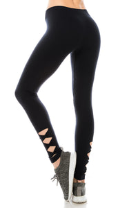 CUTOUT LEGGINGS
