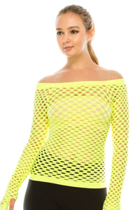 FISHNET TOP