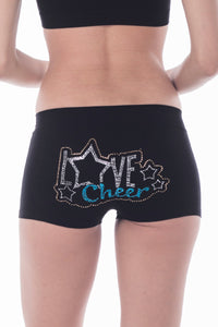 LOVE CHEER STAR BOY SHORTS