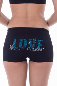LOVE CHEER STAR BOYSHORTS