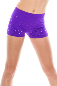 KIDS GALAXY STONES SHORTS