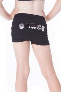 "KIDS ""DANCE"" BOYSHORTS"