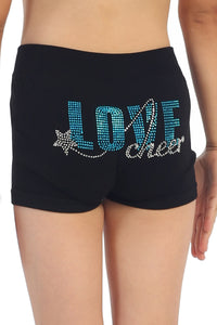 KIDS LOVE CHEER STAR BOYSHORTS