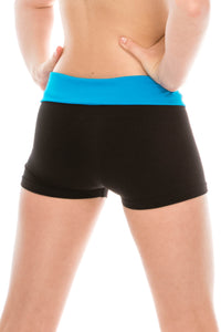 KIDS LOVE DANCE STUD SEPARATE BAND BOYSHORTS