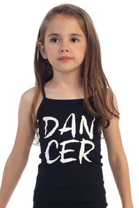 "KIDS ""DANCER"" CAMI TOP"