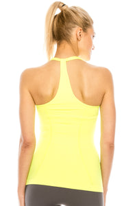 T-BACK TANK TOP