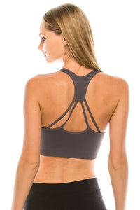 MAD 30 STRAPPY BACK BRA