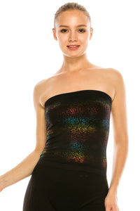 GLITTER MEDIUM TUBE TOP