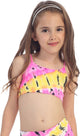KIDS MULTI COLOR TIE DYE BRA CAMI