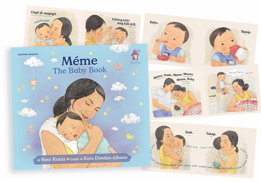 "The perfect baby shower gift, ""MEME: The Baby Book"""