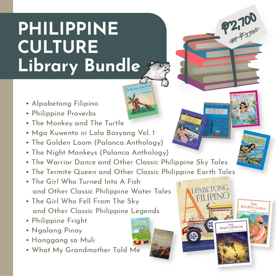 PHILIPPINE CULTURE Library Starter Bundle 2021