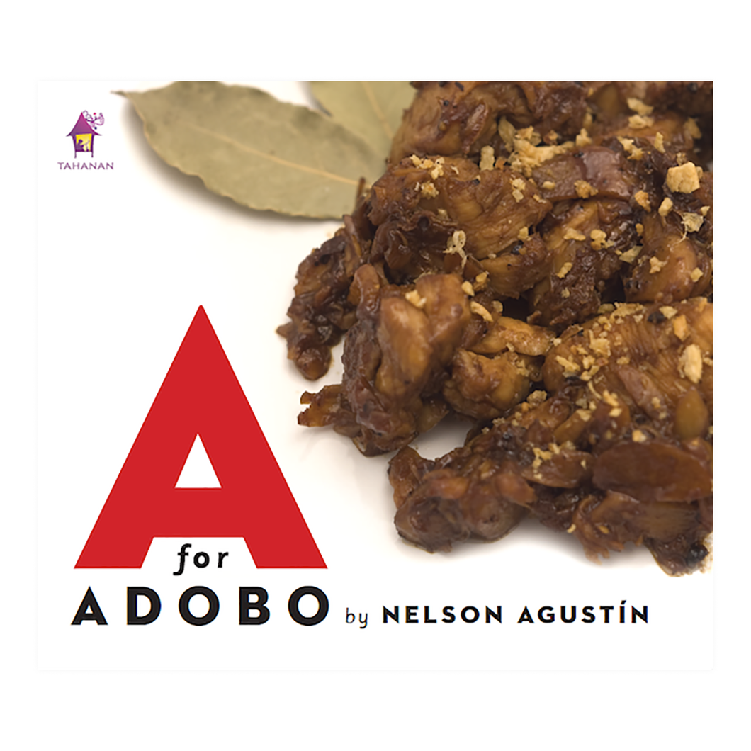 A for Adobo (Board Book Edition)