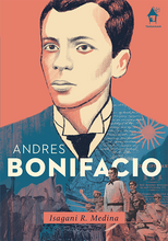 Load image into Gallery viewer, ANDRES BONIFACIO, The Great Lives Series