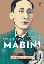 Load image into Gallery viewer, APOLINARIO MABINI, The Great Lives Series