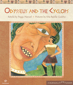 ODYSSEUS AND THE CYCLOPS (Si Odysseus at ang Cyclops): A Bilingual Flip Book