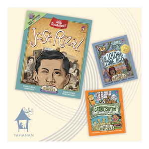 Halo-Halo Histories + Espesyal Bundle (Set of 3)