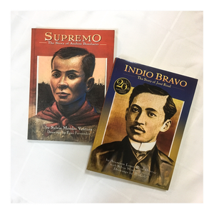 INDIO BRAVO + SUPREMO (Limited Set)