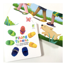 Load image into Gallery viewer, Pitong Tsinelas (Board Book Edition)
