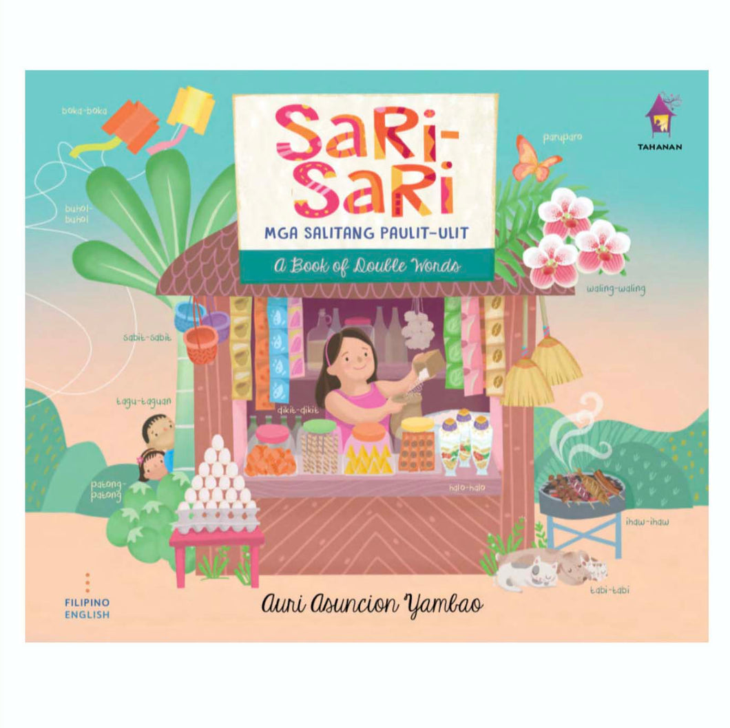 SARI-SARI: Mga Salitang Paulit-ulit (Book of Double Words)